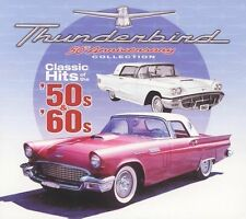 Thunderbird 50th Anniversary CD