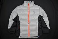 NEW KIDS Boys Ralph Lauren POLO BIG Pony Active Ocean Down Jacket L(14-16) $185