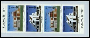 Cyprus, Turkish Cypriot 1987 SB1 Europa, Architecture MNH stamp Booklet #C57356