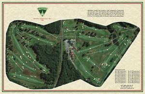 Worcester-1900-Donald Ross-home of the 1st Ryder Cup 1927- VintageGolfCourseMaps
