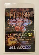 Del Leppard Las Vegas Laminate