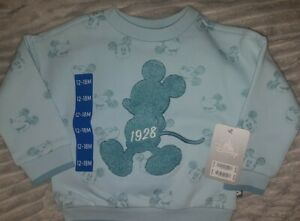 Disney Baby Mickey Mouse Jumper. 12-18 months