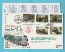 Famoso trenes 1985 rfdc 33 batalla de Gran Bretaña clase 1857 de las fuerzas británicas MATASELLOS