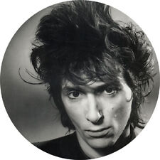 CHAPA/BADGE JOHNNY THUNDERS . pin button heartbreakers new york dolls punk cbgb