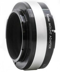 Kenko 607169 Canon FD / SONY aE Lens Mount Adapter From Japan EMS
