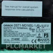 """(Used)Omron DST1-MD16SL-1  Safety Terminal  """"FedEx"""" Free intl' shipping!"""