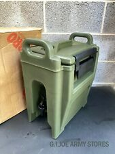 More details for new cambro food drink insulated container dispenser 10.4l hot cold cadet even...
