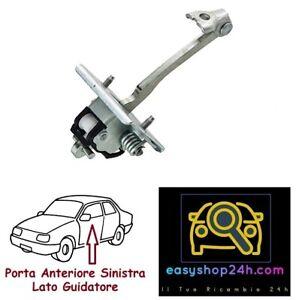 TIRANTE ARRESTO PORTA ANTERIORE SX PER CITROEN DS5 2011 BLOCCO MOLLA SPORTELLO