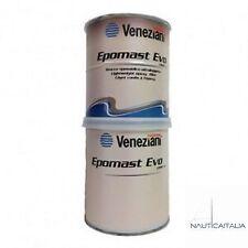 EPOMAST EVO VENEZIANI  - STUCCO EPOSSIDICO ULTRALEGGERO LITRI 1,50 (A+B)