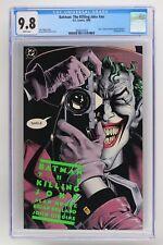 Batman: The Killing Joke #nn - DC 1988 CGC 9.8 Joker cripples Barbara Gordon (Ba