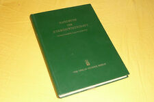 Witte : Handbuch der Energiewirtschaft - Band III.1. (1961) Alte Elektrotechnik
