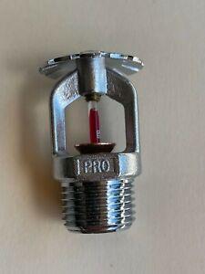 PRO PS010 - 2018 Fire Sprinkler - 15mm Chrome CU/P 68oC - New Never used