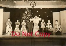 1958 JAPANESE Pic #102 Children's Christmas Pageant - GOSHOGAWARA, Aomori JAPAN