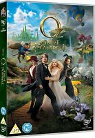 Oz The Great and Powerful DVD (2013) * Brand New * James Franco Disney WS