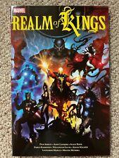 Realm of Kings tpb, Dan Abnett, Andy Lanning, Kev Walker, Pablo Raimondi