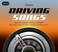 CLASSIC DRIVING SONGS 3CD ALBUM SET (New Release 2017)