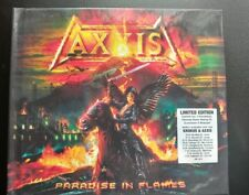 "digiboock ed.limt.""paradise in flames""de Axxis"
