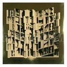 Louise Nevelson At Pace Columbus- Gold Foil Print Edition of 2000