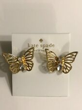 efaec7e9f2de7 kate spade new york Butterfly Fashion Earrings for sale | eBay