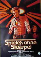 James Caan  SPIELER OHNE SKRUPEL original Kino Plakat A1