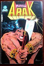 """ARAK n°1 de 1986 """"Le Barbare et les Amazones"""" Ed.Arédit DC"""
