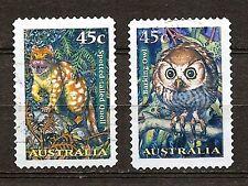 Australie - Mi. 1670-71 - Gebruikt - AU005
