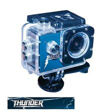 Action Sports Camera Waterproof Thunder Cam Video Mounting Options Helmet GoPro