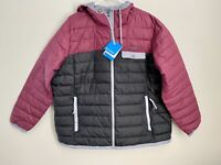 Columbia Mountainside Full Zip Jacket/Coat Womens Size 2X plus size lightweight