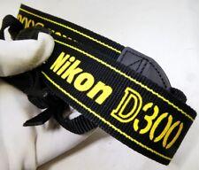 Off 12 A ** Apagado Blanco Amarillo Clásico W35 mm anillo de correa para el Hombro Cuello final para DSLR