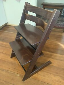 Stokke Tripp Trapp High Chair (Brown)