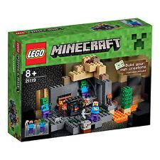 LEGO Minecraft Das Verlies (21119)