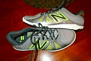 New Balance Mens Minimus Training Shoes  MX20GL2 Lace Up Low Top 11.5 D