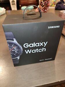 Samsung Galaxy Watch (46mm, GPS, Bluetooth) Silver/Black SM-R800 - 🔥BRAND NEW🔥