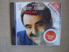 Ibrahim Tatlises Haydi Soyle Sealed CD