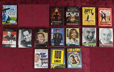 Lot de DVDs en français