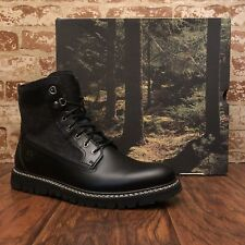 MEN'S BRITTON HILL NXTWOOL™ MIXED-MEDIA BOOTS STYLE A1PIZ001 SIZE 10M