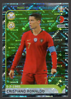 PANINI ROAD TO EURO 2020 STICKERS - CRISTIANO RONALDO FOIL STICKER #226 PORTUGAL