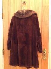 vintage real fur coats for women
