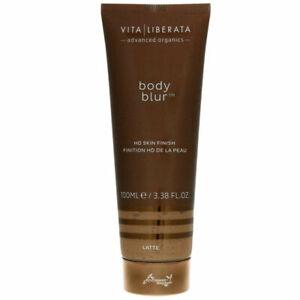 Vita Liberata Body Blur Instant HD Skin Finish Latte - 100ml UK SELLER
