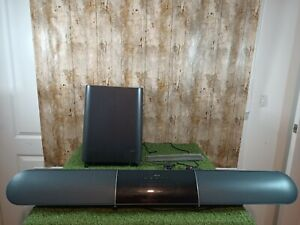 Arcam Solo Subwoofer And Solo soud Bar wireless in good working condition