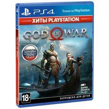*NEW* God of War (PS4, 2018) Russian,English,Polish,Turkish,Dutch