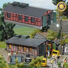 SH Busch 1475 Lokschuppen für Grubenbahnen Fabrikneu