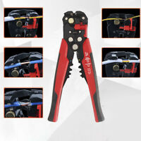 Self Adjustable Automatic Cable Wire Crimper Crimping Stripper Plier Cutter Tool