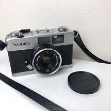 Yashica 35-ME Yashinon 38mm F2.8 Compact Retro Vintage Film Camera