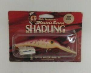 Vintage Lindy Shadling Crankbait Fishing Lure