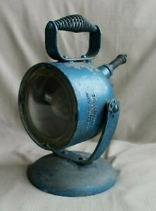 ANTIQUE VINTAGE CROUSE HINDS LM 50 LAMP LIGHT NAUTICAL? INDUSTRIAL?