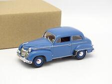 Ixo Presse SB 1/43 - Opel Olympia Bleue