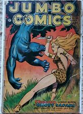 JUMBO COMICS #96 GD/VG 3.0 FICTION HOUSE 2/1947