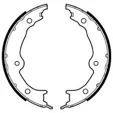 Delphi Bremsbackensatz LS2130 für TOYOTA
