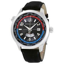 Brooklyn Casual Cadman Swiss Quartz GMT Men's Watch